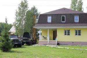 Бурение скважин на воду в СПб и Ленинградской области