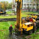 бурение артезианских скважин в Ленинградской области
