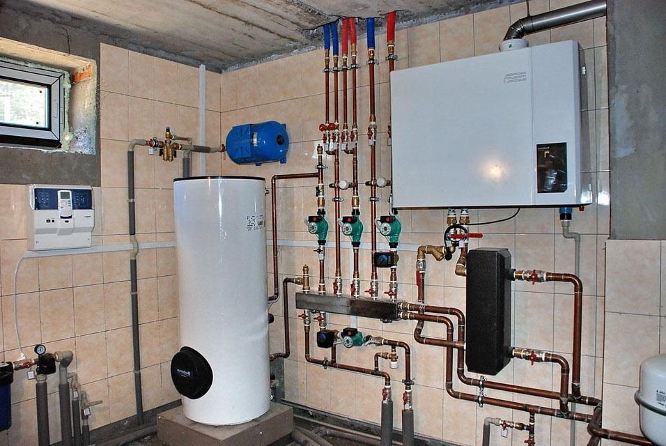 Картинки по запросу газовое отопление