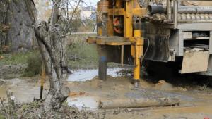 Стоимость бурения на воду