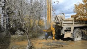 Бурение скважин на воду в Лен обл