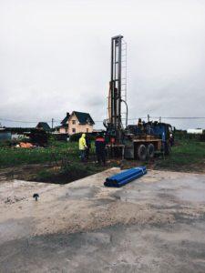 Бурение скважин Тосненский район