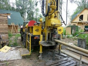 Бурение скважин во Всеволожском районе Ленинградской области