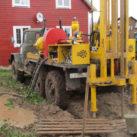 Бурение скважин в Гатчинском районе