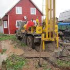 Бурение скважин на воду в Волховском районе Ленинградской области
